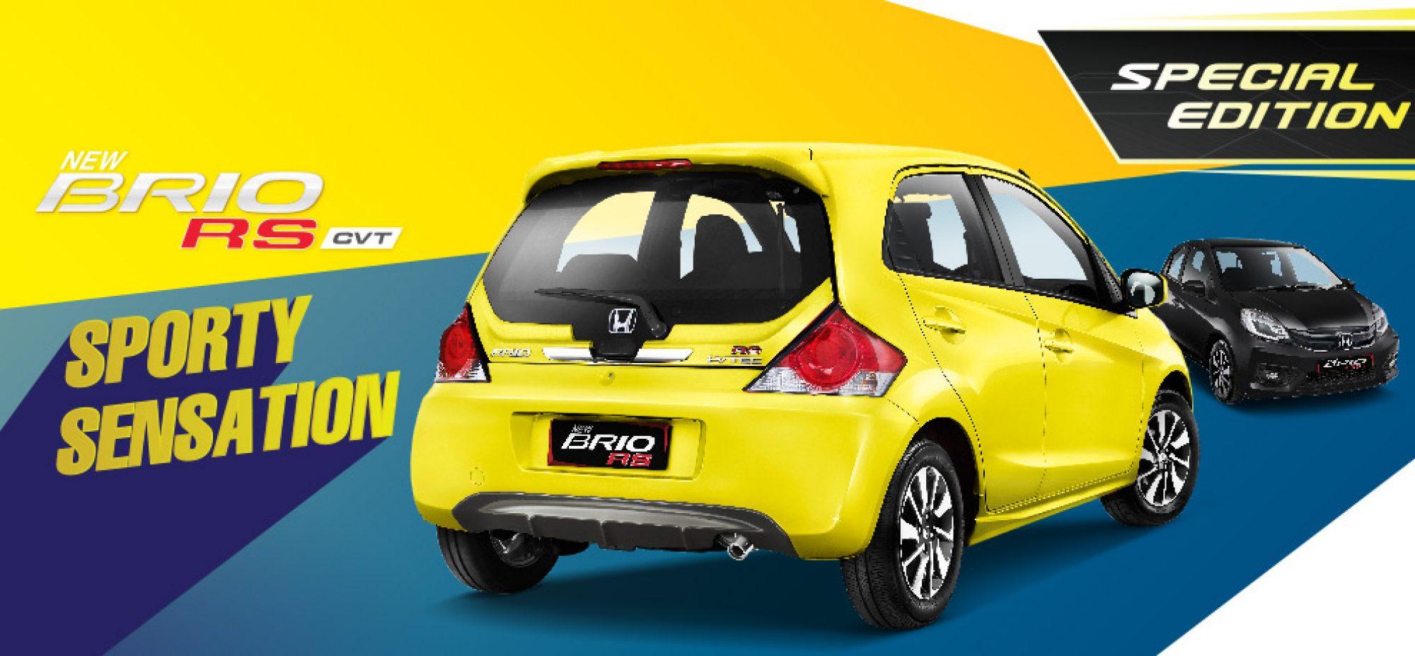 Honda Brio Satya Lampung 2016